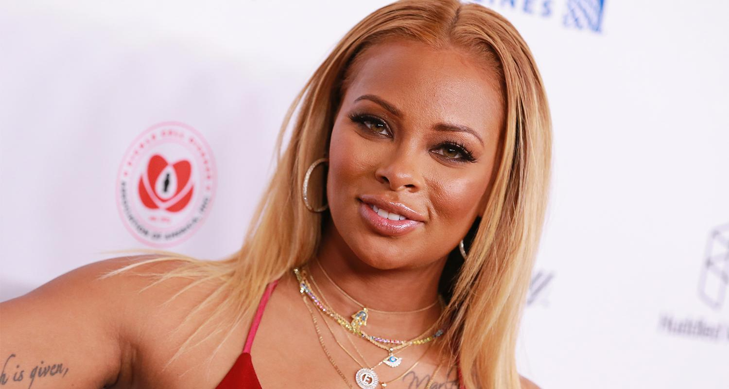 Eva Marcille Makes Fans Happy With A New Photo Of Her Sons