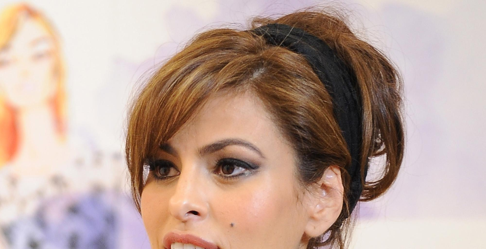 Eva Mendes Claps Back At Hater Saying She's 'Getting Old' And It's The Perfect Response!