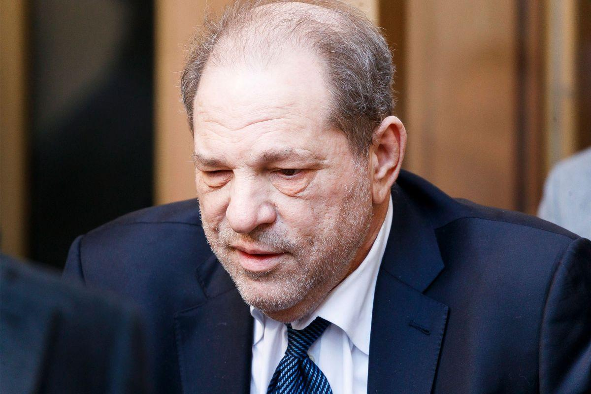 Harvey Weinstein Rushed To The Hospital Instead Of Jail After Complaining Of Chest Pains!