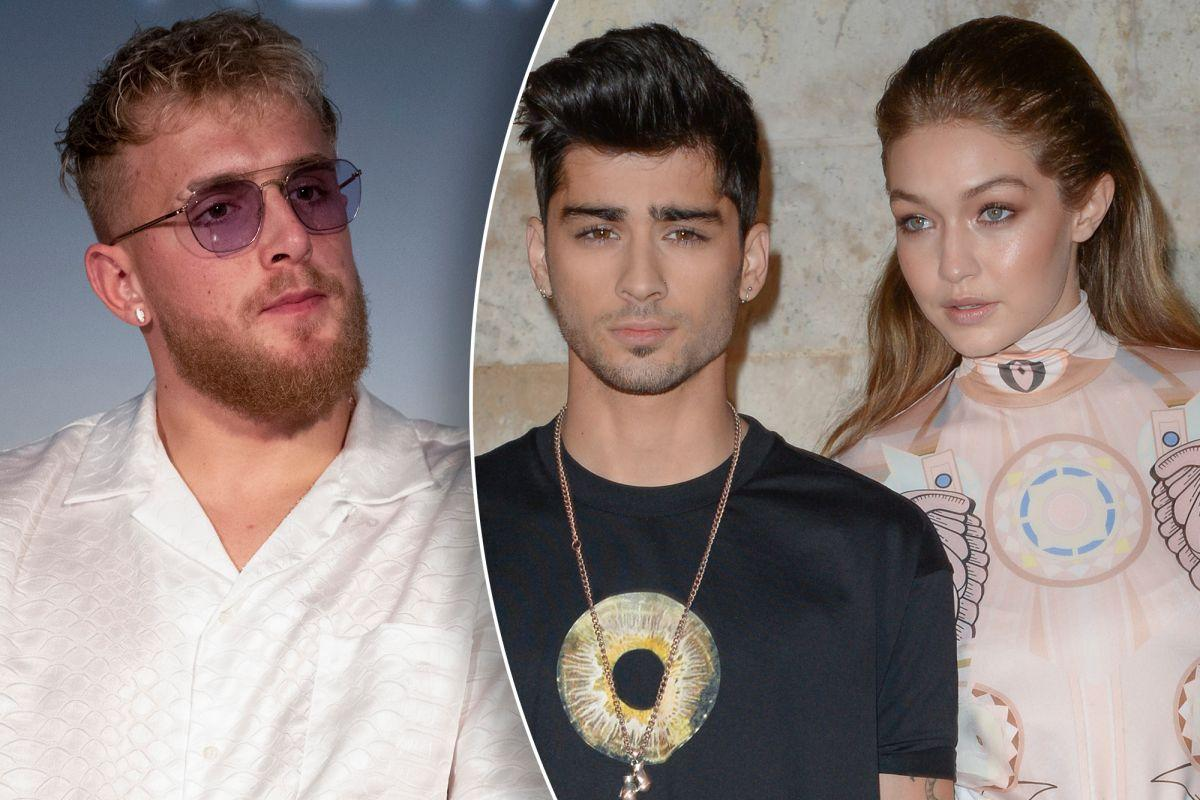 Jake Paul Admits He Was Drunk And An 'Idiot' When He Diss-Tweeted 'Little Guy' Zayn Malik And Deletes The Tweet After Gigi Hadid's Harsh Clapback!