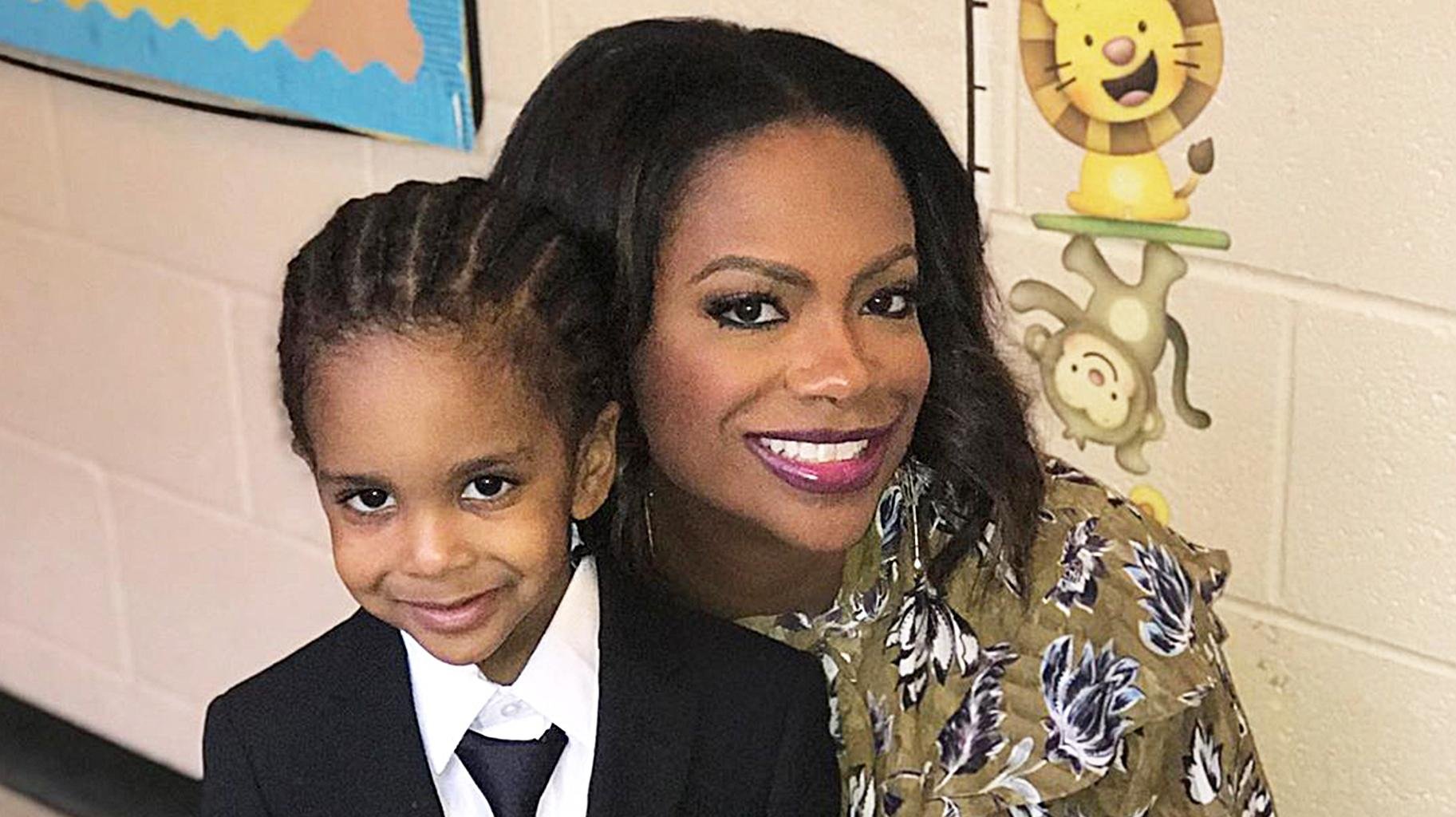 Kandi Burruss Gushes Over Her 'Cool' Son, Ace Wells Tucker - See Her Latest Photos
