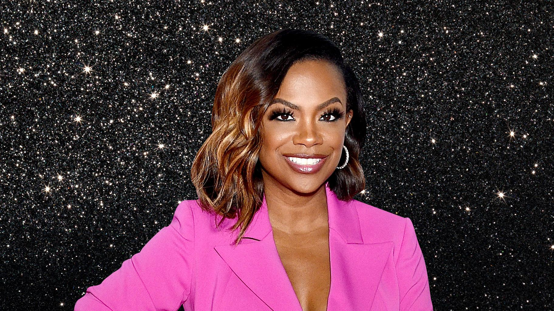 Kandi Burruss Gets Back To Work On This 'Money Making Monday' - See Her Latest Photo