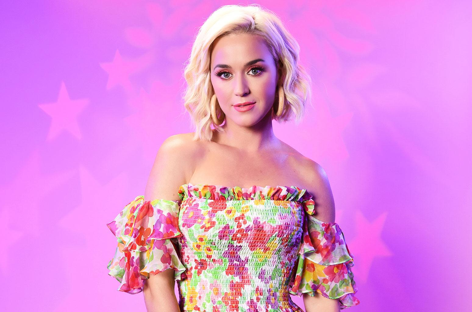 Katy Perry Shares How She Deals With Hate And Negativity As An Artist!