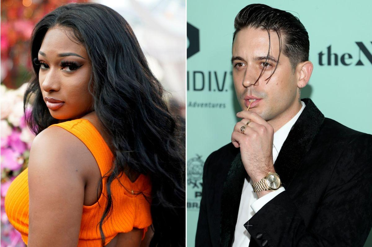 G-Eazy And Unknown Beauty Are All Over Each Other At Oscars Party A Week After PDA With Megan Thee Stallion!
