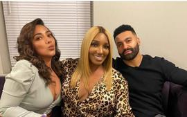 Apollo Nida And His Fiancée, Sherien Hang Out With NeNe Leakes And Haters Say It's Disrespectful To Phaedra Parks