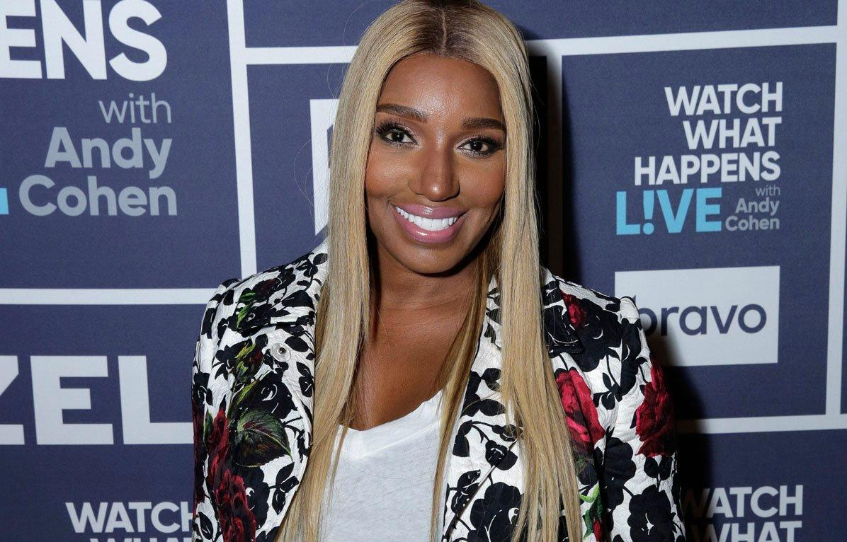 NeNe Leakes Prefers Hanging Out With The Guys - Check Out Her Recent Outing