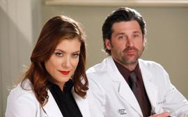Patrick Dempsey And 'Radiant' Kate Walsh Have The Sweetest Interaction And 'Grey's Anatomy' Fans Freak Out!