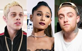 Pete Davidson Says He Knew He And Ariana Grande Would Split Up After Her Ex Mac Miller Passed Away
