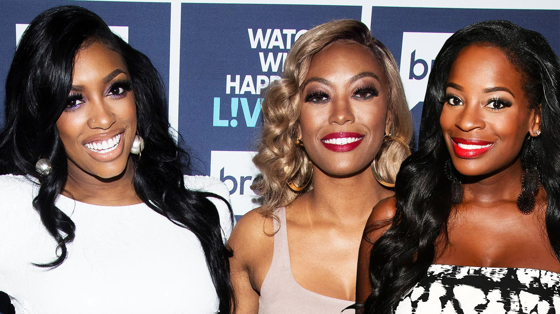 Porsha Williams Publicly Proclaims Her Love For Her 'Born Sister, But Chosen Bestie'