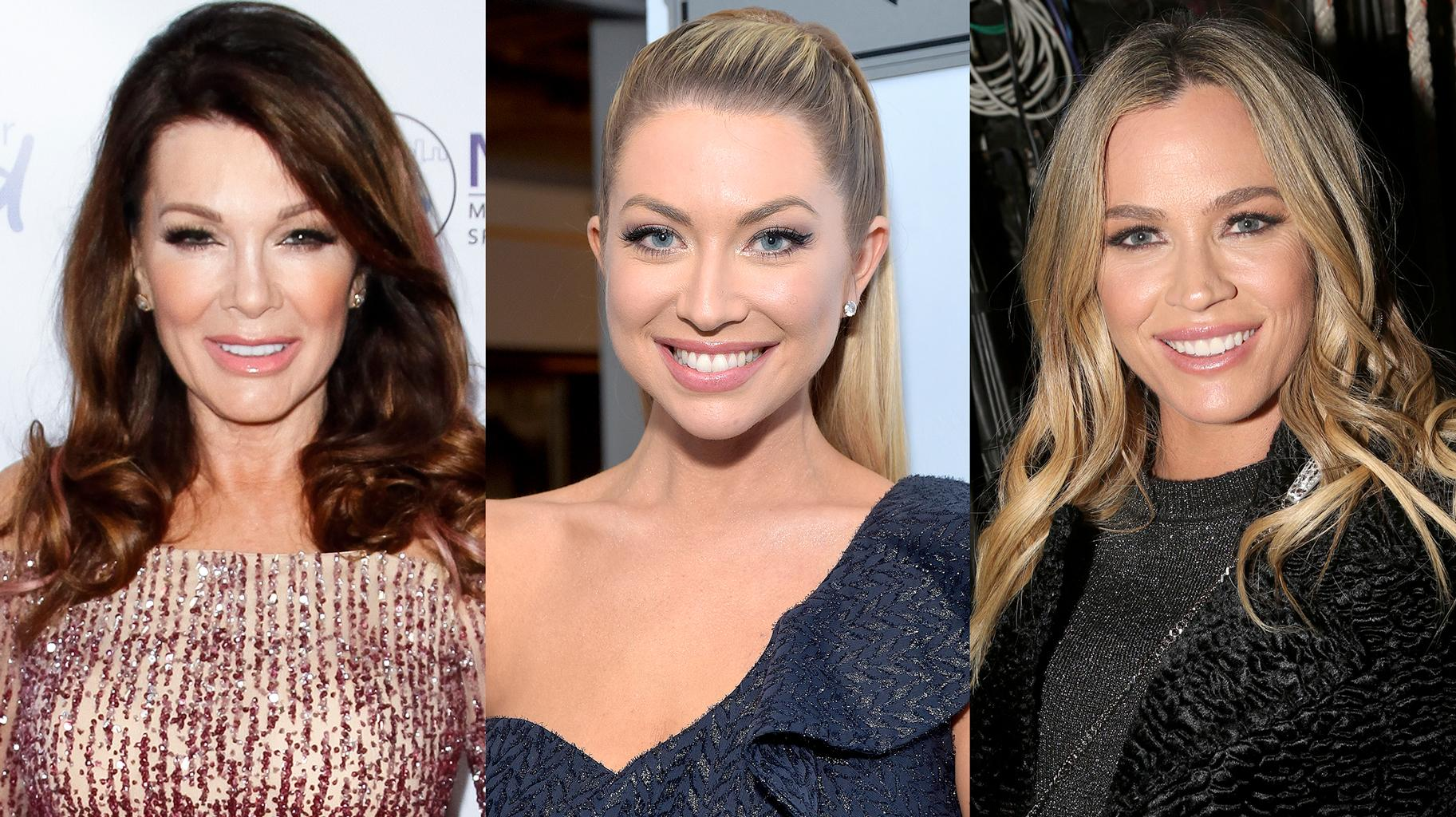 Lisa Vanderpump And Teddi Mellencamp Are Both Invited To Stassi Schroeder's Wedding - They Might Have An Awkward Run-In Due To RHOBH Drama!