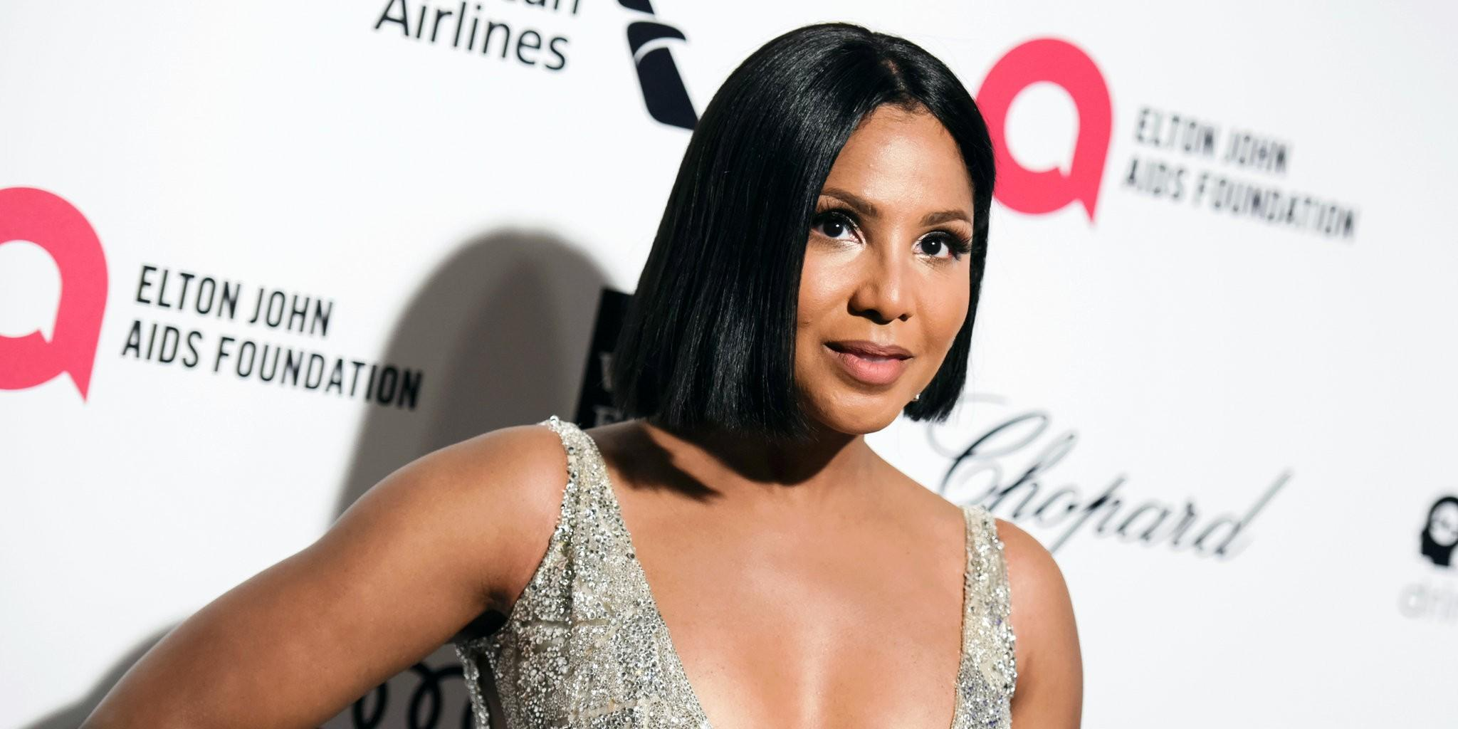 Toni Braxton Sparks New Music Rumors And Fans Are In Awe