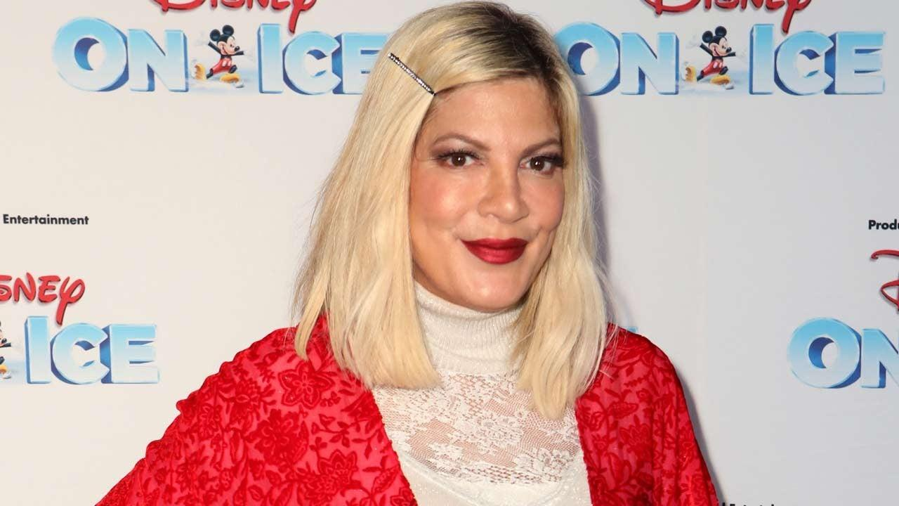 Tori Spelling Criticizes The Oscars For Ommiting Luke Perry And Her Legend Dad Aaron Spelling From Their 'In Memoriam' Segment