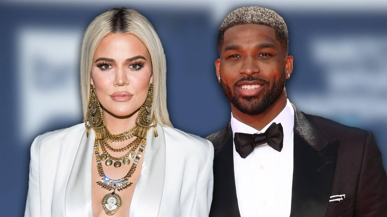 Tristan Thompson Shares Cute Video In Which He's Dancing With True Thompson And Fans Are Convinced Khloe Kardashian Is Filming
