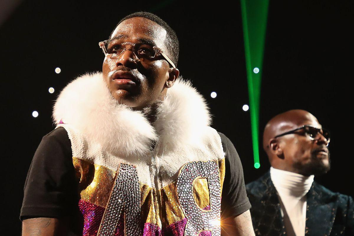 Adrien Broner Was Arrested In Miami Beach - Here Are All The Details