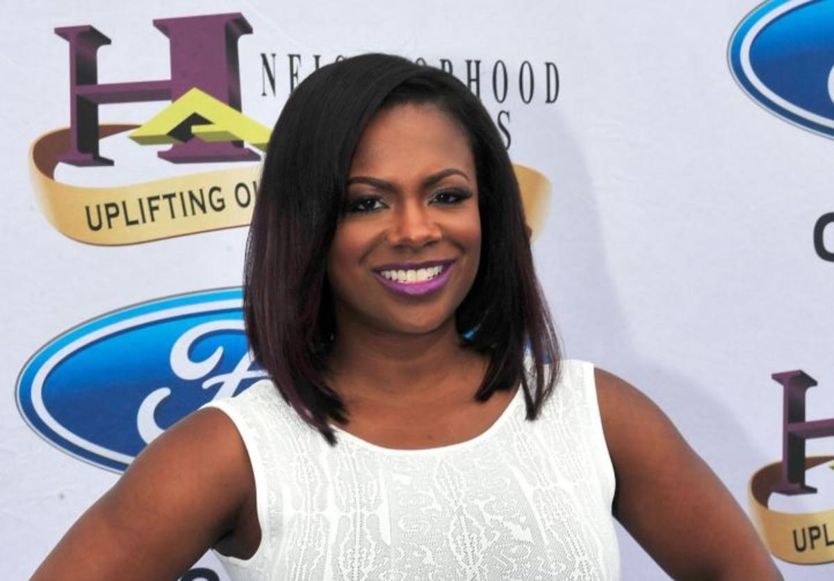 Kandi Burruss Is Staying At Home With Her Son, Ace Wells Tucker - See Their Sweet Photo Together