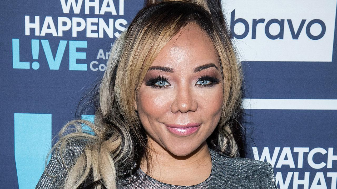 Tiny Harris Makes Fans Really Happy With A Throwback Photo - Fans Are Surprised By A Younger Tamar Braxton
