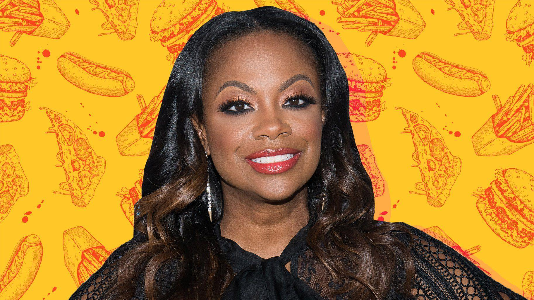 Kandi Burruss Makes Fans Happy With 'Old Lady Gang' At Your Door!