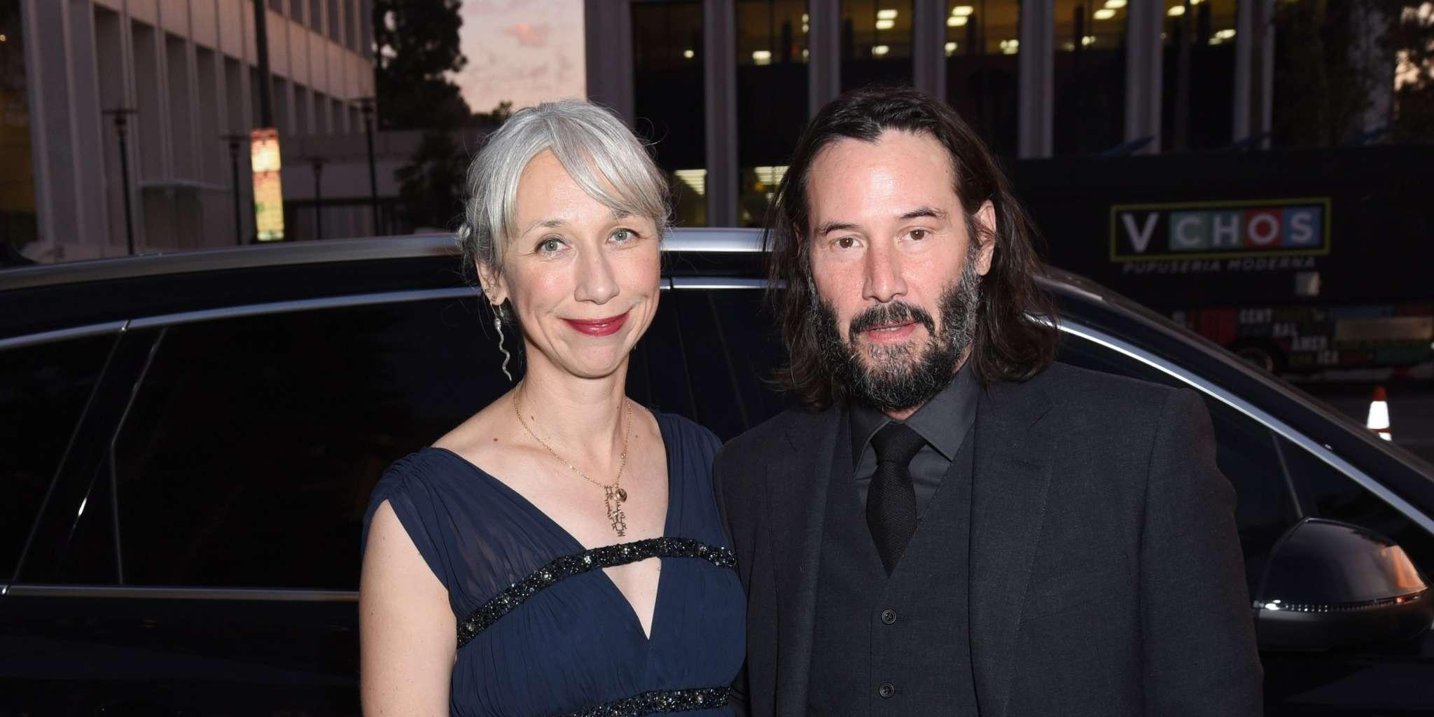 Alexandra Grant Opens Up About Her Keanu Reeves Romance And People Freaking Out - 'Every Single Person I Knew Called Me'