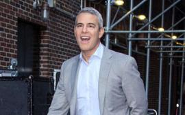 Andy Cohen Reveals That He'll Host WWHL From Home