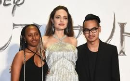 Angelina Jolie Donates $1 Million To Fight Child Hunger During COVID-19 Pandemic As Oldest Son Maddox Returns Home From College