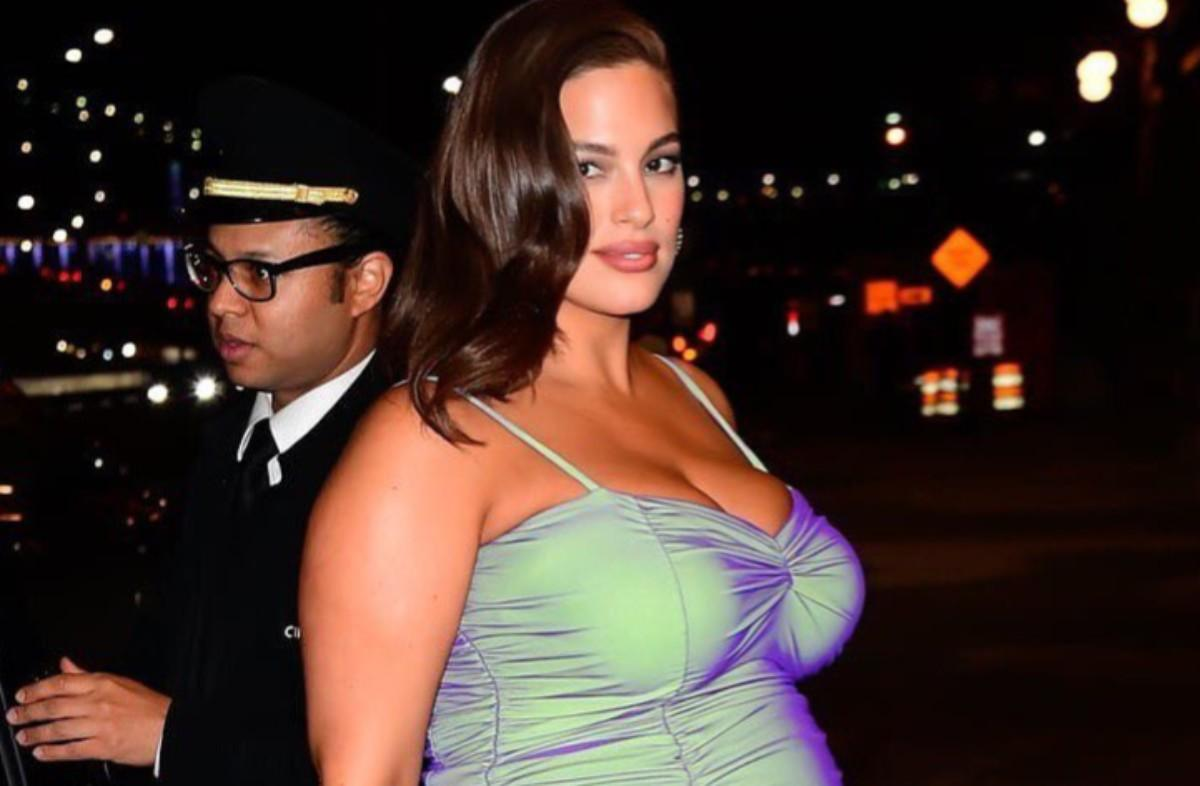 Ashley Graham Speaks Out About Mothers Delivering Babies Alone Due To Coronavirus
