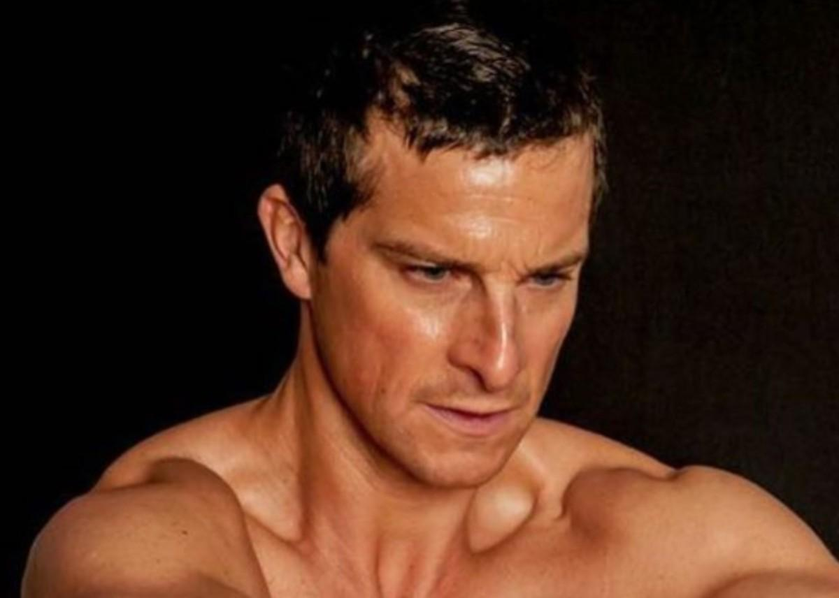 Bear Grylls Went Au Naturel When He Accidentally Live Streamed Himself In The Buff On Instagram