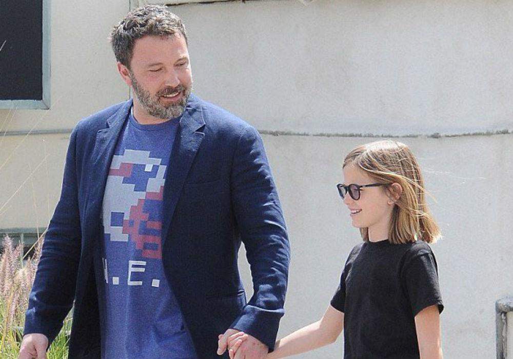 Ben Affleck Is Taking Spanish Classes Because He Can't Handle His 14-Year-Old Daughter Speaking The Language Better Than Him