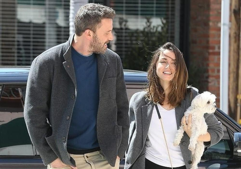 Ben Affleck's Romance With Ana De Armas Heats Up As The Couple Packs On The PDA During Stroll In Los Angeles