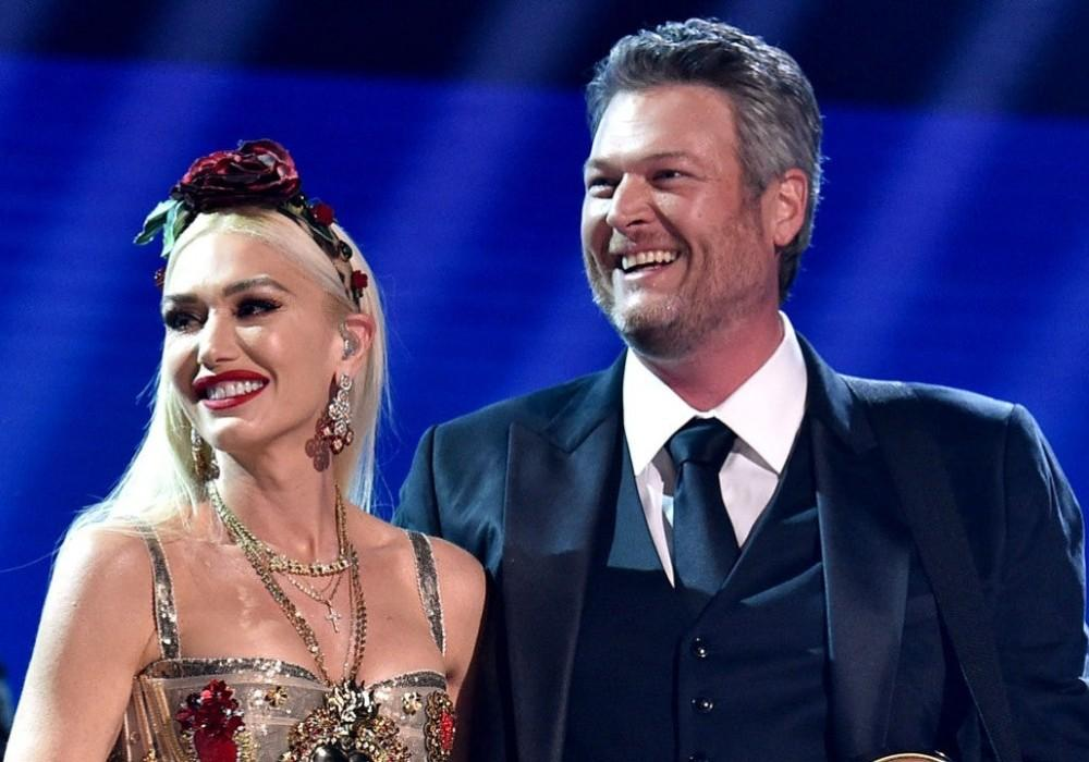 Blake Shelton Is Growing A 'Quarantine Mullet' And Gwen Stefani Has Added Her Own Touch To The New Look