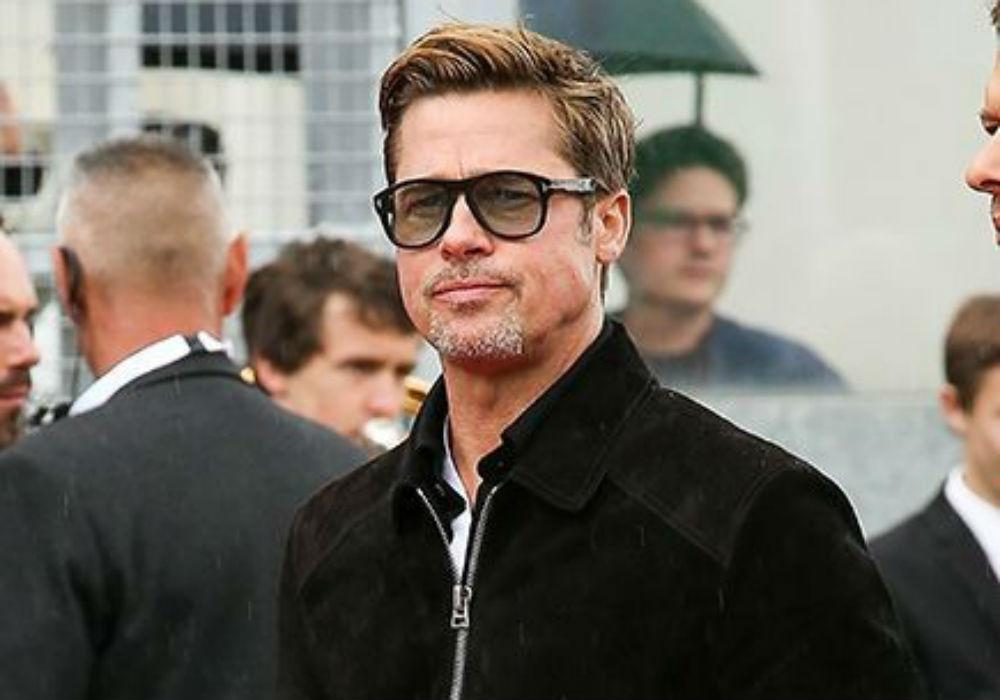Brad Pitt Missed Accepting His Best Supporting Actor Award In Person At The BAFTAs Because Of His Daughter