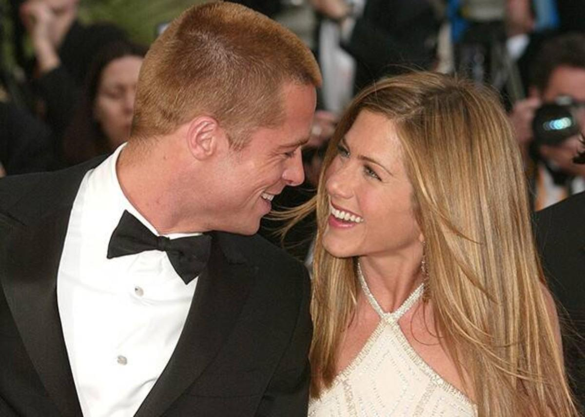 Are Brad Pitt And Jennifer Aniston Planning A Joint Tell-All Interview Where They Dish On Their Relationship?