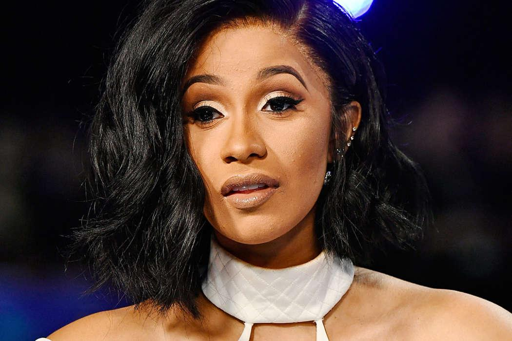 Cardi B Fights To Keep Her Gang-Related Past Beneath The Surface