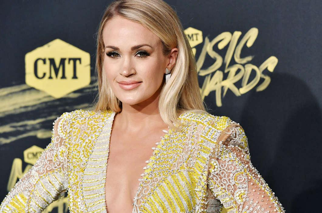 Carrie Underwood Reveals Her Family Is Doing Alright Following Tennessee Tornados
