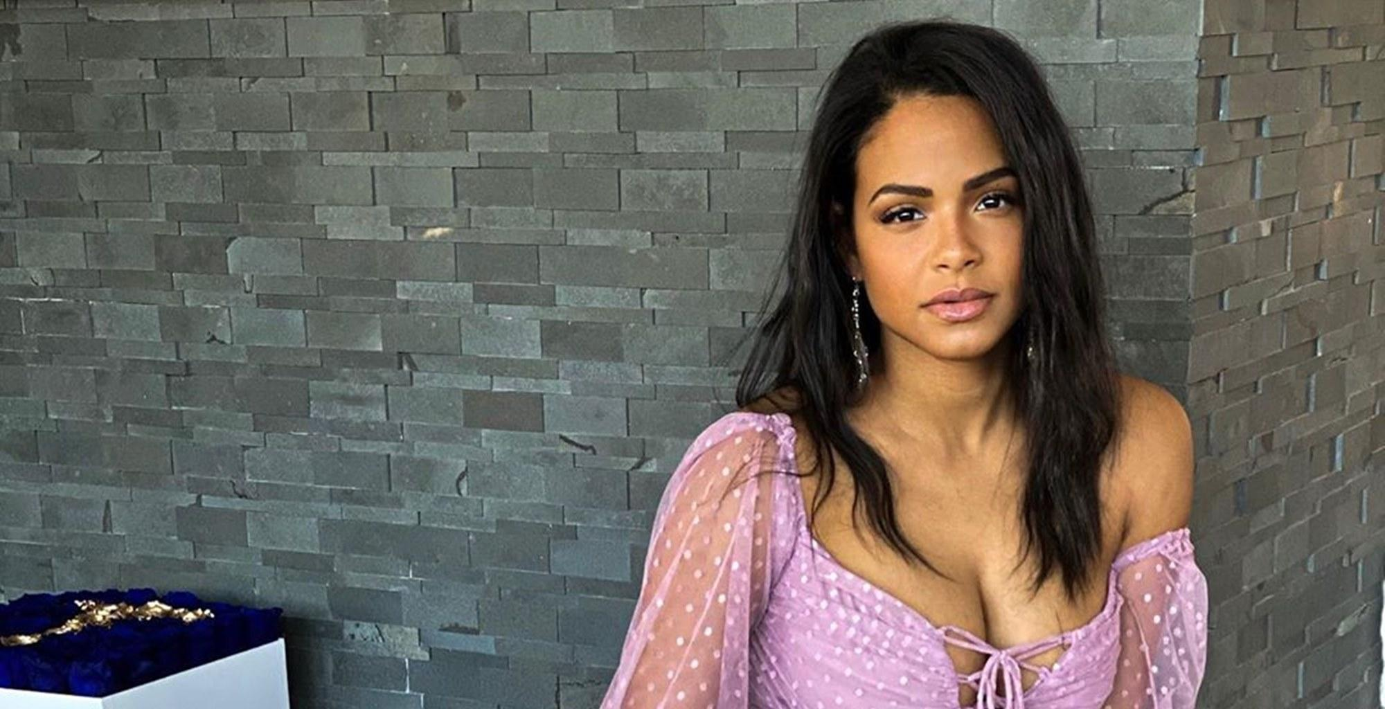 Christina Milian Looks Better Than Ever In New Stunning Photos After Giving Birth -- Matt Pokora's Girlfriend Has An Honest Conversation About Her Post-Baby Body And Fans Call Her A Role Model