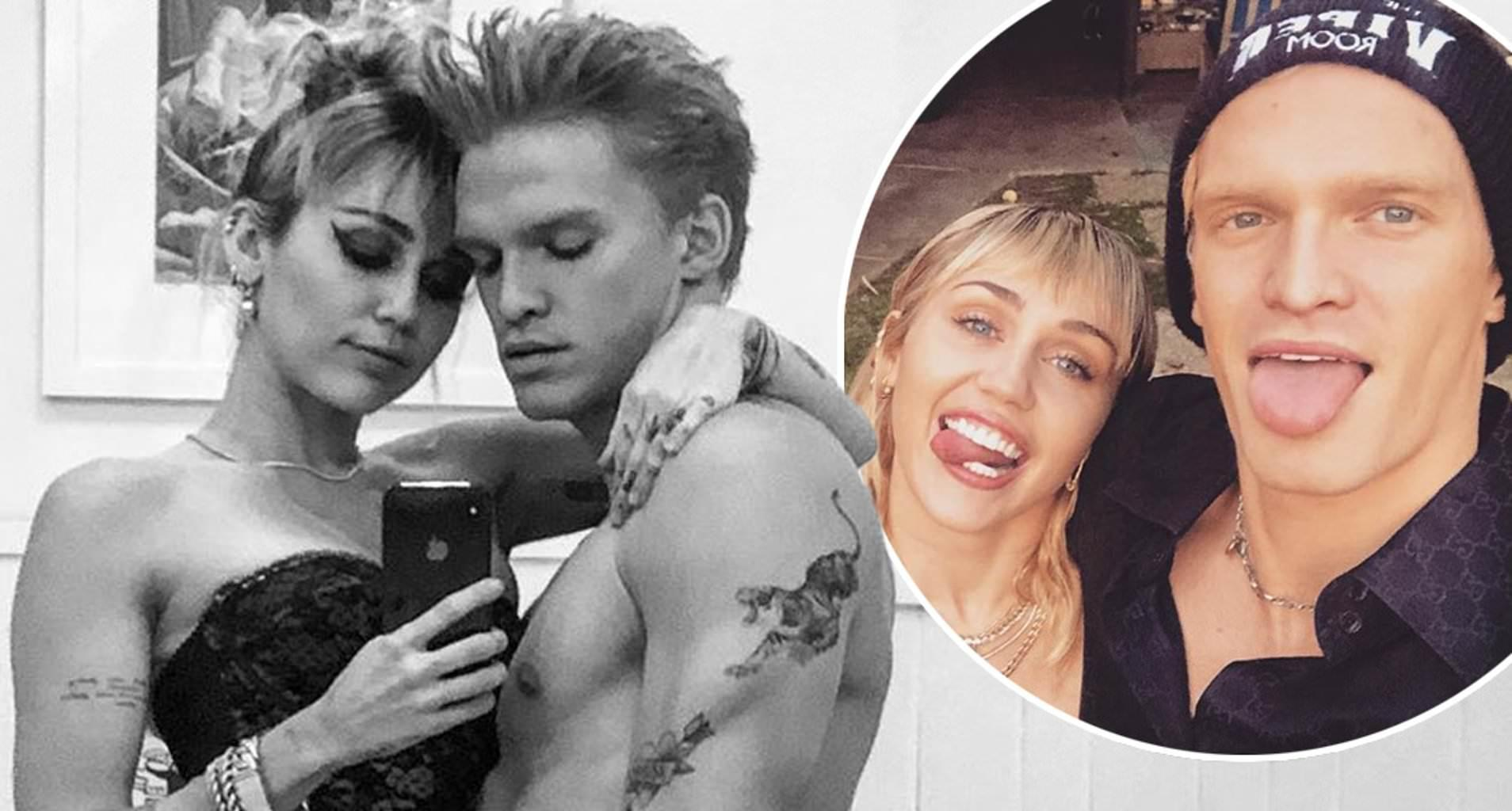 Cody Simpson Dodges Miley Cyrus Baby Speculations Like A Pro!