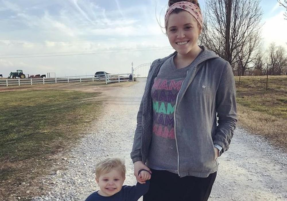 Counting On - Joy Anna Duggar Gives Fans A 19-Week Pregnancy Update