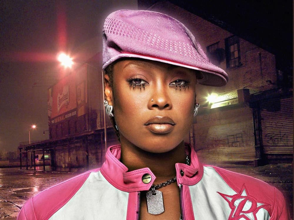 Da Brat Reveals Who She's Currently Dating - Jesseca Dupart