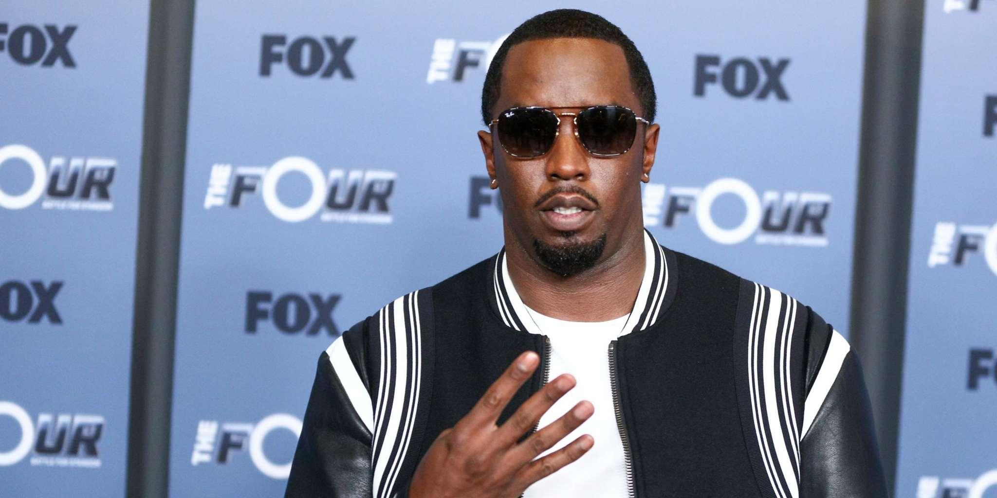 Diddy Supports His 'Sister' Laurieann Gibson While She's Looking For Talented Singers