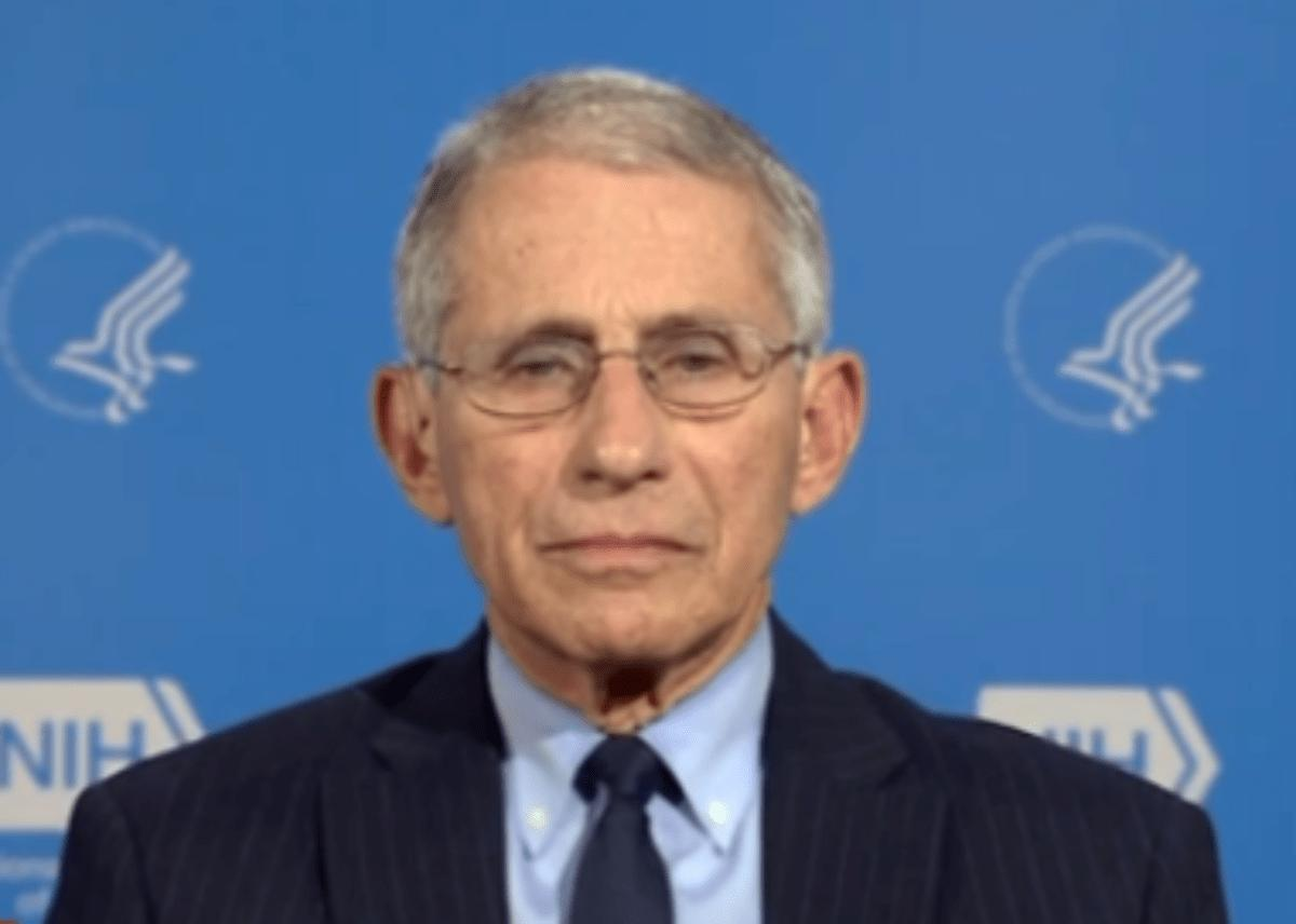 Dr. Fauci Estimates U.S. Coronavirus Deaths Could Surpass 100,000 As President Trump Struggles To Reopen Country And Lift Lockdowns For The Economy
