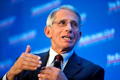 Dr. Anthony Fauci Stops By The Daily Show With Trevor Noah To Discuss Coronavirus Pandemic