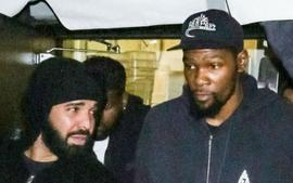 Drake Self-Quarantines After Partying With Kevin Durant Before His COVID-19 Diagnosis