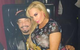 Ice-T's Wife, Coco Austin, Drives Him Wild With Lingerie Photo Shoot As She Opens Up About Her Private Life