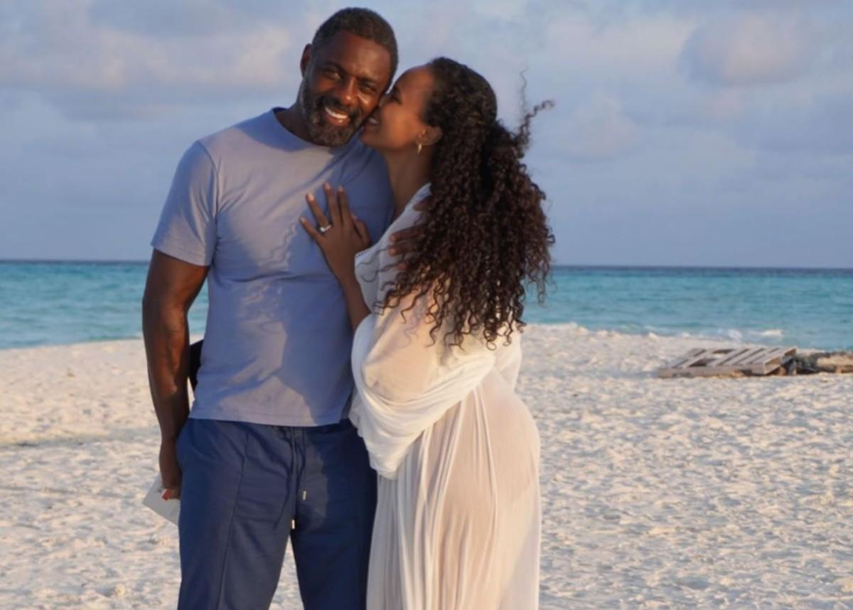 Idris Elba Urges Fans Not To Panic Over His Positive Coronavirus Test As He Awaits Results For His Wife, Sabrina