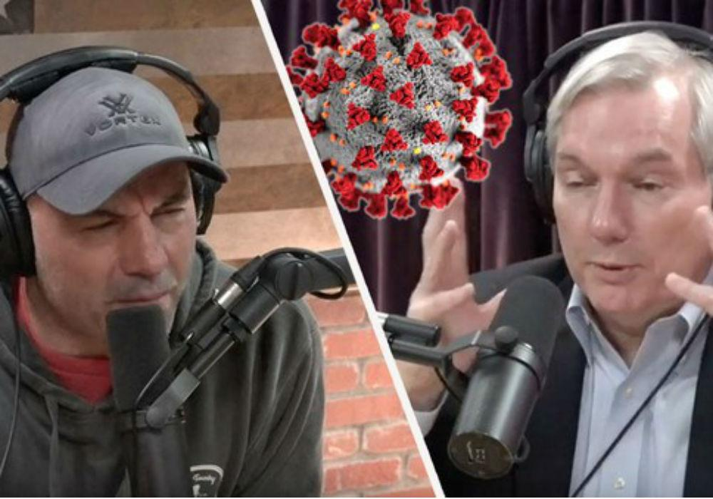 Joe Rogan Interviews Infectious Disease Expert Michael Osterholm On Podcast, Explains Just How Serious The Coronavirus Is