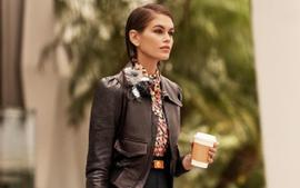 Kaia Gerber Slays In New Louis Vuitton Ads