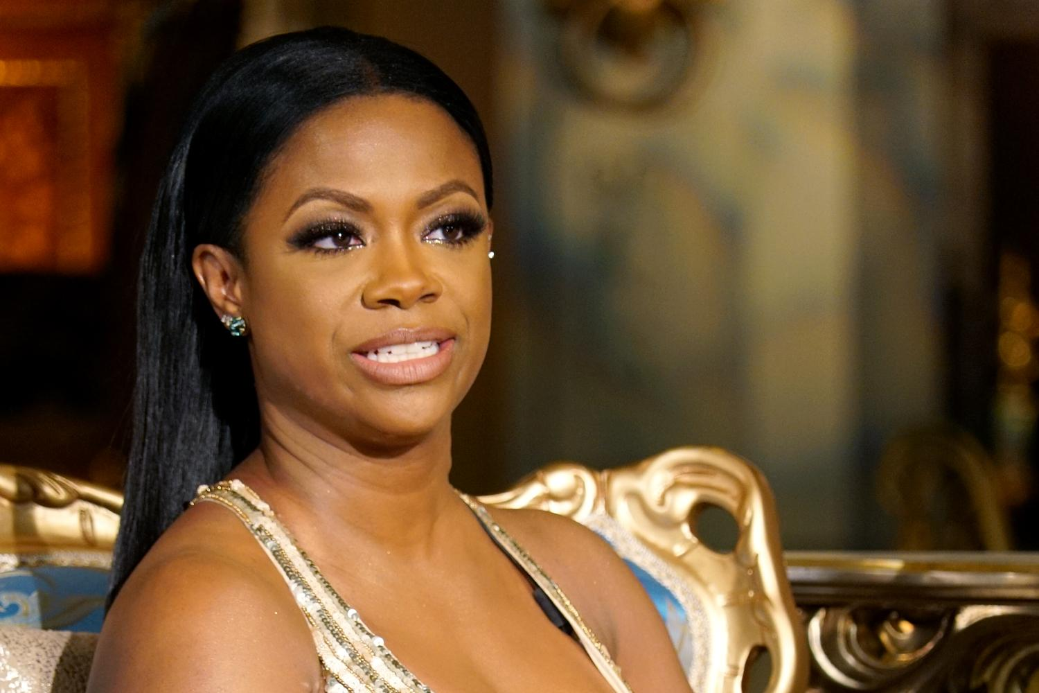 Kandi Burruss May Make New Music -- Some Fans Are Conflicted While Others Think She Is On The Masked Singer