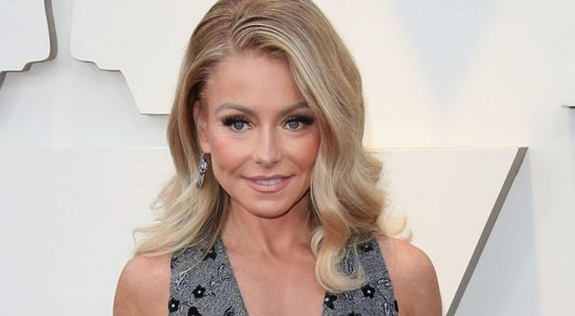 Kelly Ripa Advises Fans Not To DIY Their Haircuts While In Quarantine - 'I Cut My Bangs Once And Never Got Over It!'