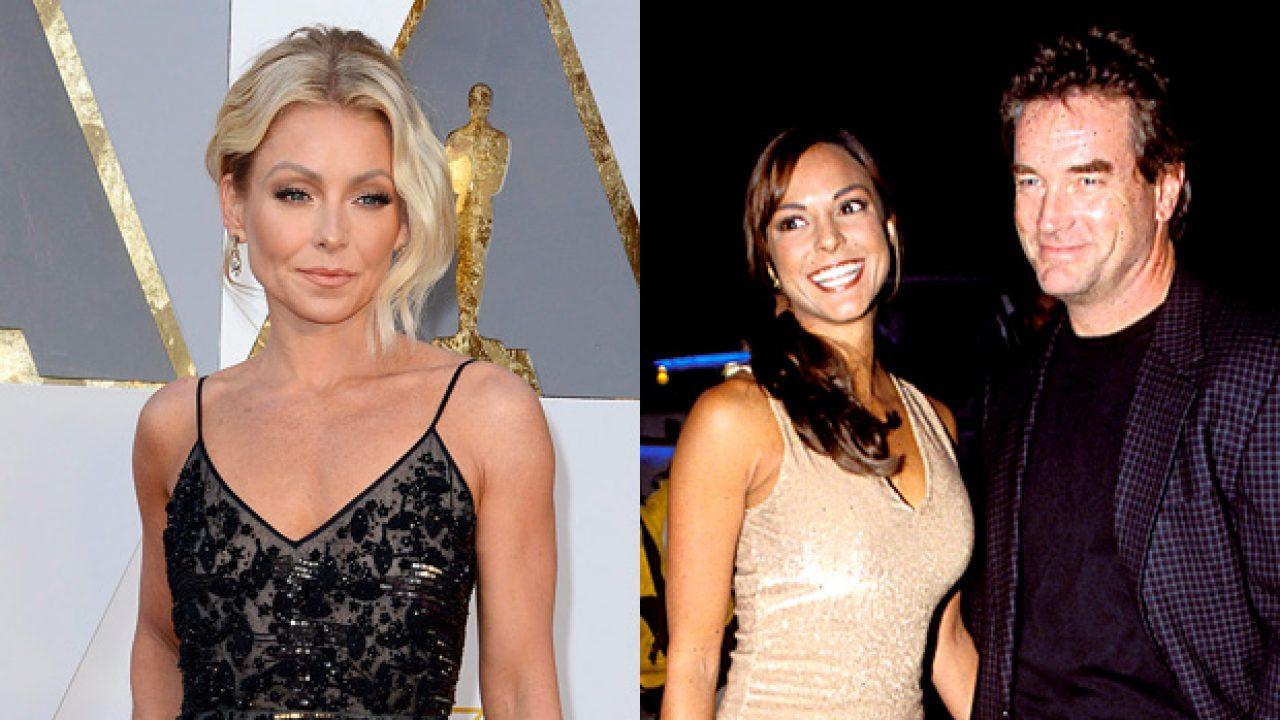 Kelly Ripa Pays Heartbreaking Tribute To John Callahan Following His Passing And Sends His Ex-Wife, Eva LaRue Her Condolences