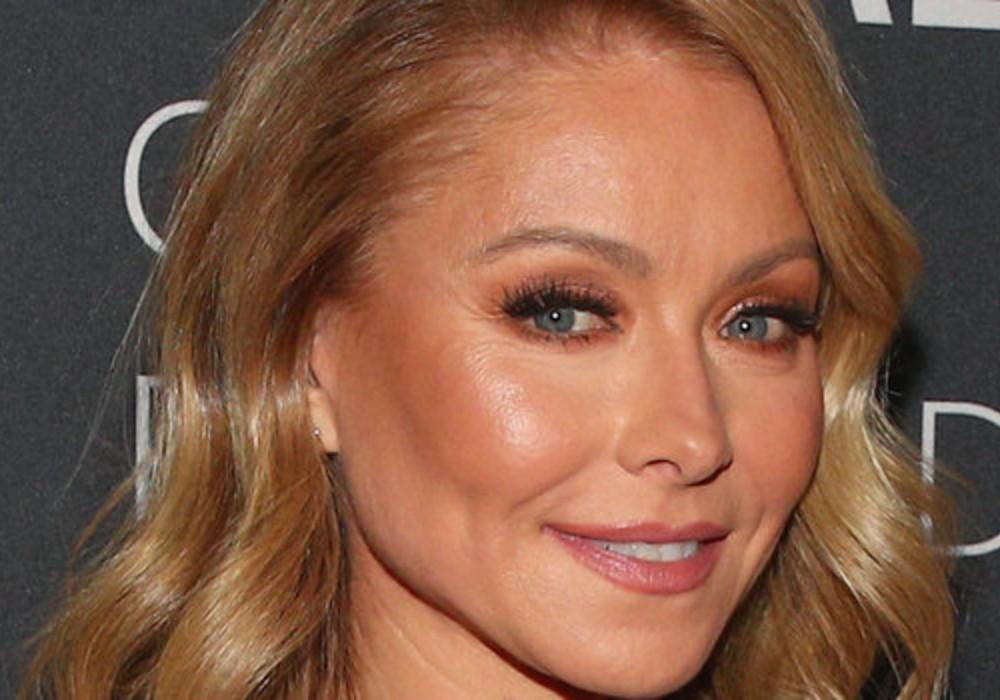 Kelly Ripa Is On 'Root Watch' Looking For Grays After Going Without Her Regular Hair Appointment