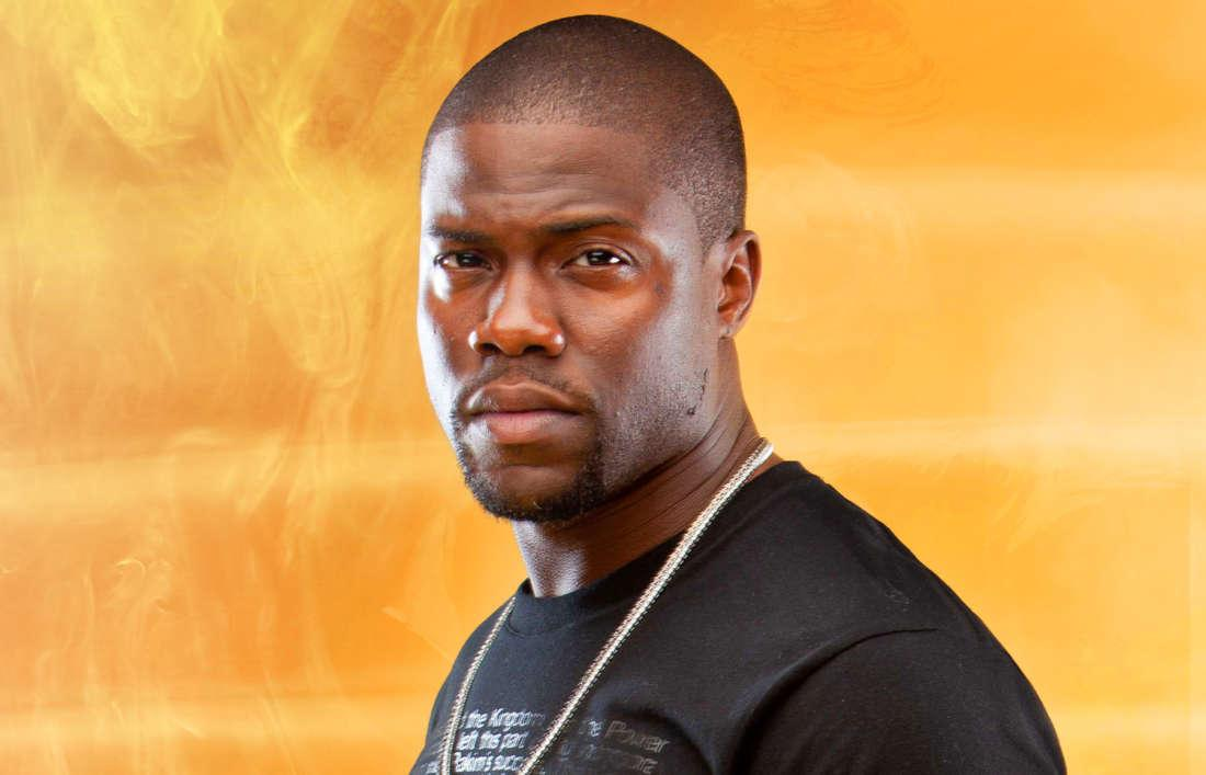 Kevin Hart Says He's Loving His Gray Hair - His Barber Is Closed Because Of COVID-19 Pandemic